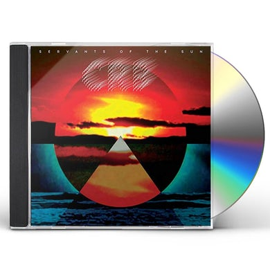 Chris Robinson SERVANTS OF THE SUN CD
