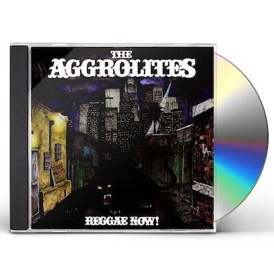 Aggrolites REGGAE NOW CD
