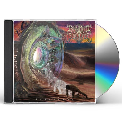 INANIMATE EXISTENCE CLOCKWORK CD