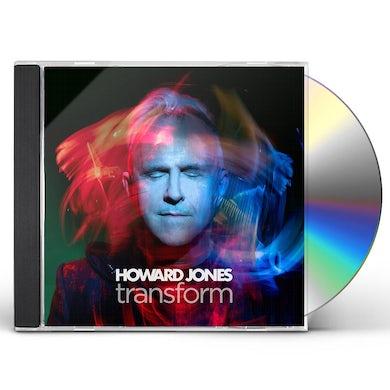 Howard Jones TRANSFORM CD