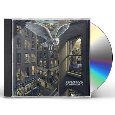King Crimson HEAVEN & EARTH CD