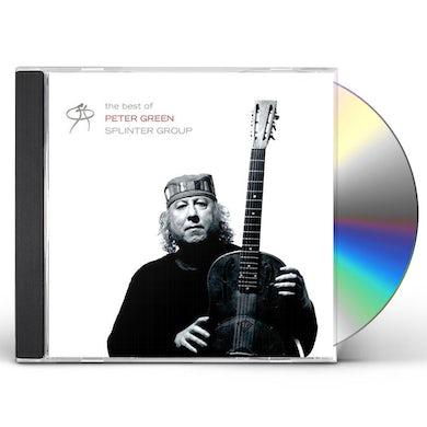 VERY BEST OF PETER GREEN'S SPLINTER GROUP CD