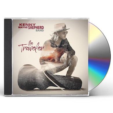 Kenny Wayne Shepherd TRAVELER CD