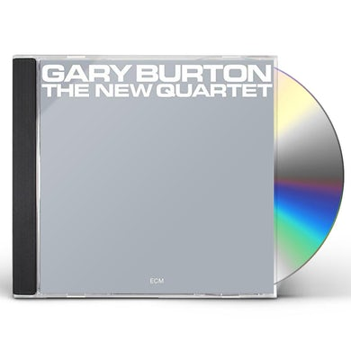 Gary Burton NEW QUARTET CD