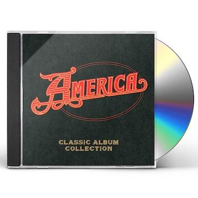 America CAPITOL YEARS BOX SET CD