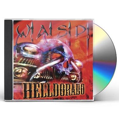 W.A.S.P HELLDORADO CD