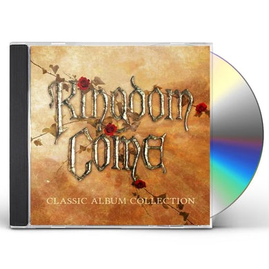 Kingdom Come GET IT ON: 1988-1991 - CLASSIC ALBUM COLLECTION CD