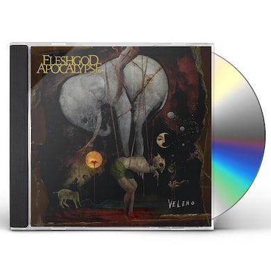 Fleshgod Apocalypse VELENO CD