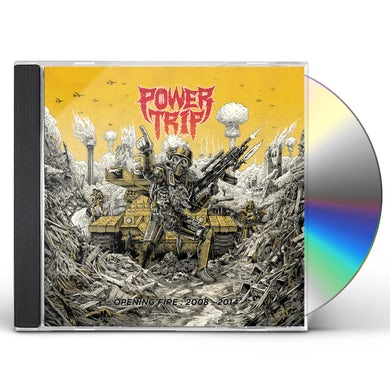 Power Trip OPENING FIRE: 2008-2014 CD