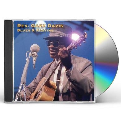 Gary Davis Blues & Ragtime CD