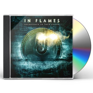 In Flames SOUNDTRACK TO YOUR ESCAPE CD