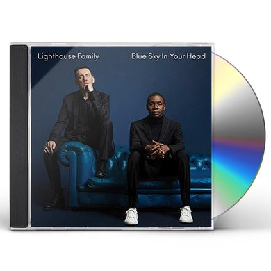 Lighthouse Family BLUE SKIES IN YOUR HEAD CD