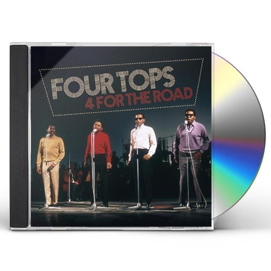 4 FOR THE ROAD CD