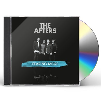 Afters FEAR NO MORE CD