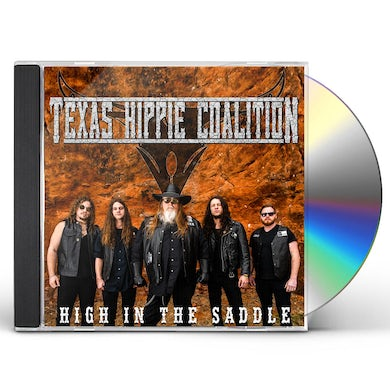 Texas Hippie Coalition HIGH IN THE SADDLE CD