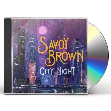 Savoy Brown CITY NIGHT CD