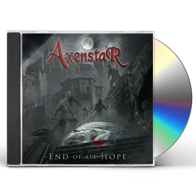 Axenstar END OF ALL HOPE CD