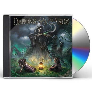 Demons & Wizards CD