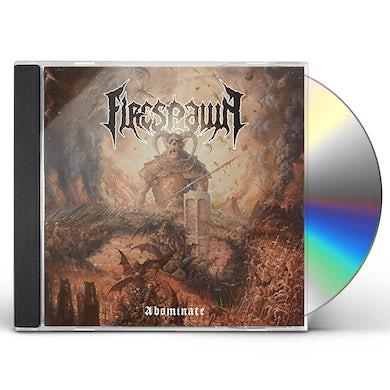 FIRESPAWN ABOMINATE CD