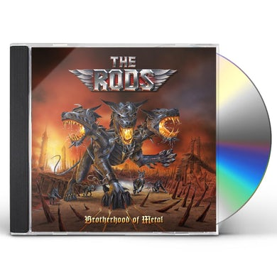 Rods BROTHERHOOD OF METAL CD