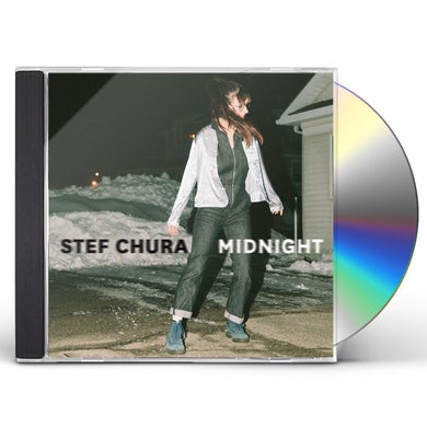 Stef Chura MIDNIGHT CD