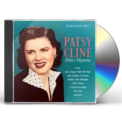 Patsy Cline HITS & HYMNS CD