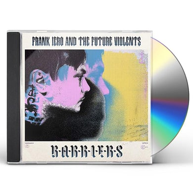 Frank Iero BARRIERS CD