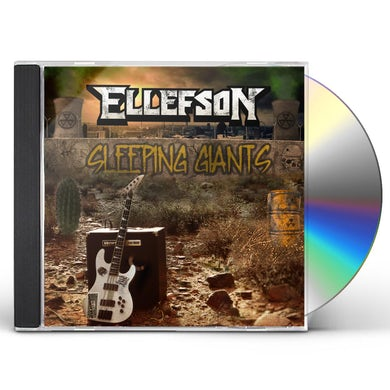 David Ellefson SLEEPING GIANTS CD