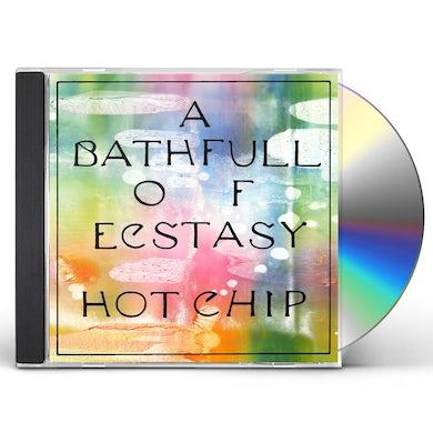 Hot Chip BATH FULL OF ECSTASY CD