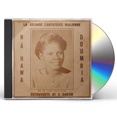 Nahawa Doumbia LA GRANDE CANTATRICE MALIENNE VOL. 1 CD