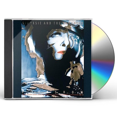 Siouxsie And The Banshees PEEPSHOW CD