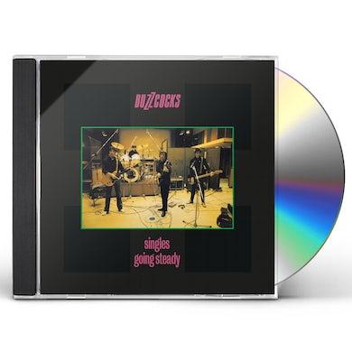 Buzzcocks SINGLES GOING STEADY CD