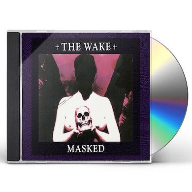 Wake MASKED CD