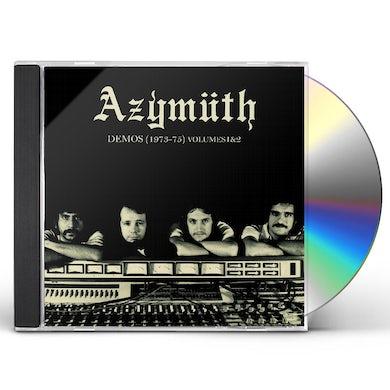 Azymuth DEMOS (1973-75) 1 & 2 CD
