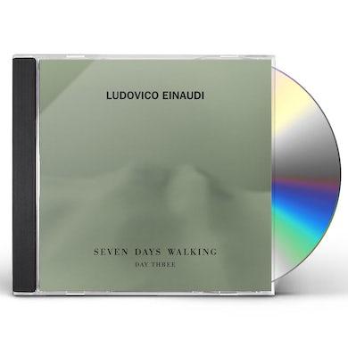 Ludovico Einaudi SEVEN DAYS WALKING: DAY 3 CD