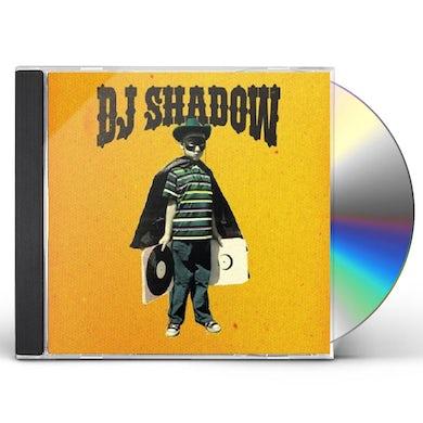 Dj Shadow OUTSIDER CD