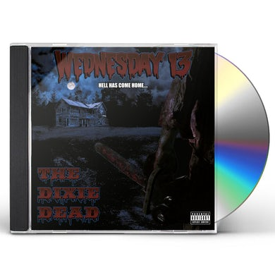 Wednesday 13 DIXIE DEAD CD