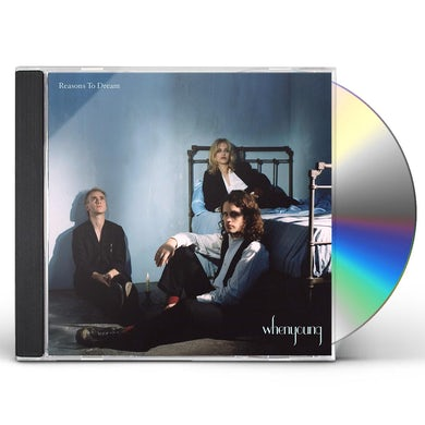 Whenyoung REASONS TO DREAM CD