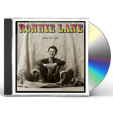 Ronnie Lane JUST FOR A MOMENT: MUSIC 1973-1997 CD