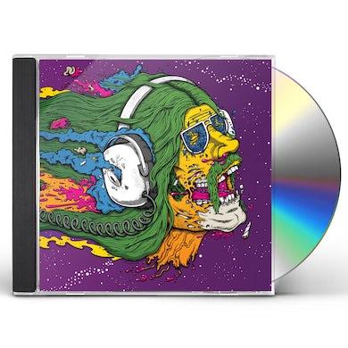 Roadsaw TINNITUS THE NIGHT CD
