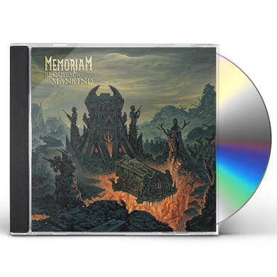 MEMORIAM REQUIEM FOR MANKIND CD