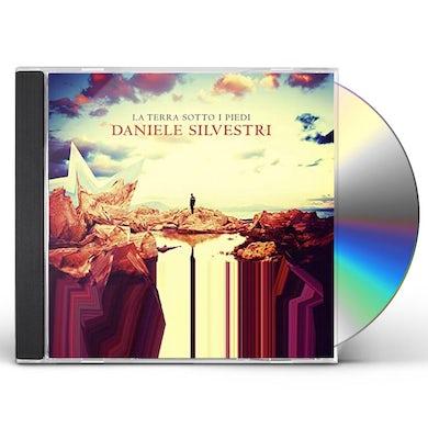 Daniele Silvestri LA TERRA SOTTO I PIEDI CD