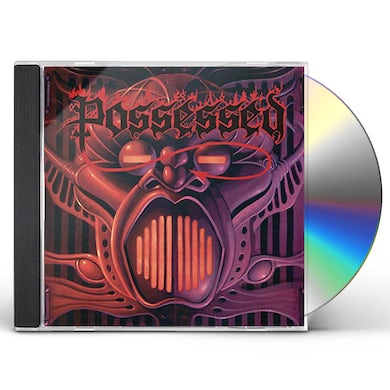 Possessed BEYOND THE GATES CD