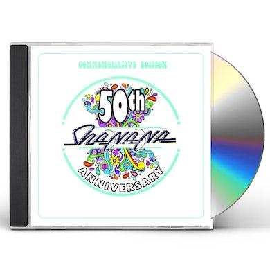 50TH ANNIVERSARY COMMEMORATIVE EDITION CD