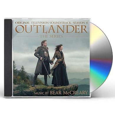 Bear McCreary OUTLANDER: SEASON 4 / Original Soundtrack CD