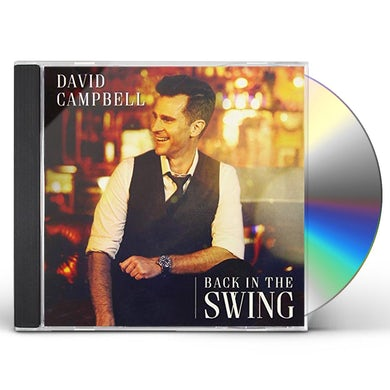 David Campbell BACK IN THE SWING CD