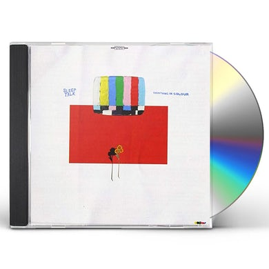 Sleep Talk EVERYTHING IN COLOUR CD