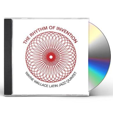 RHYTHM OF INVENTION CD