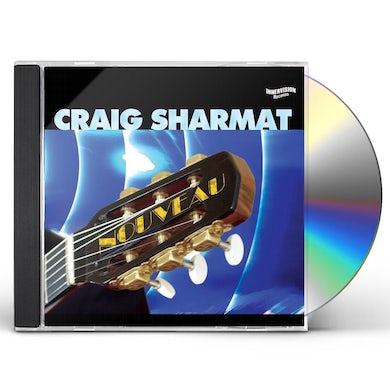 Craig Sharmat NOUVEAU CD