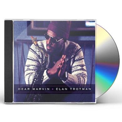 Dear Marvin CD